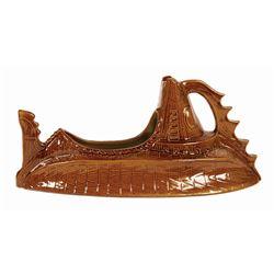 Trader Sam's Grog Grotto Nautilus Tiki Boat.
