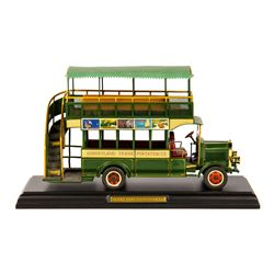 Main Street U.S.A. Omnibus Replica.
