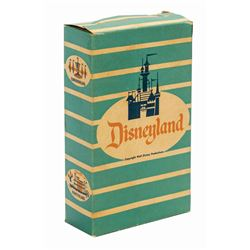 Disneyland Original Popcorn Box.