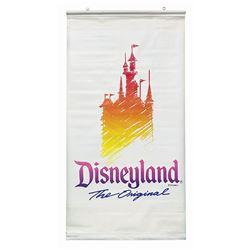 Disneyland the Original Banner.