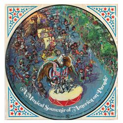 America on Parade Picture Disk.
