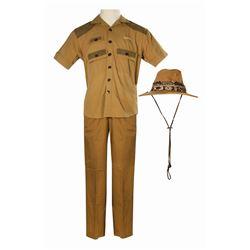 Jungle Cruise Cast Member Uniform.