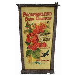 Big Thunder Ranch Spring Prop Sign.
