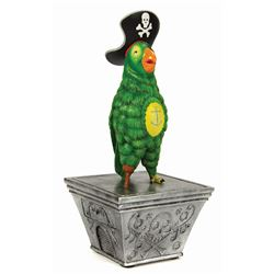 Pirates of the Caribbean Limited Edition Barker Bird.