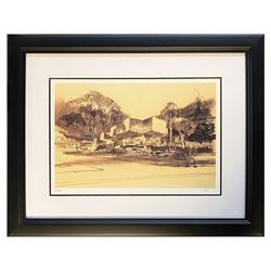 Herb Ryman House of the Future Lithograph.