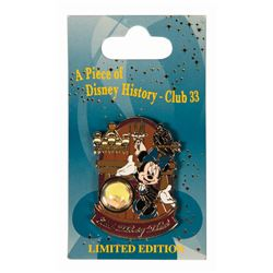 Club 33 Piece of History Pin.