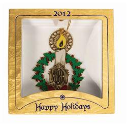 Club 33 Holiday Ornament.
