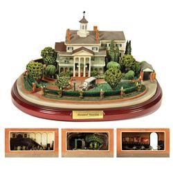 Olszewski Haunted Mansion Model.
