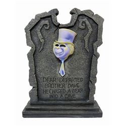 Haunted Mansion Tombstone Big Fig.