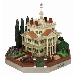 Haunted Mansion Magical Big Figurine.