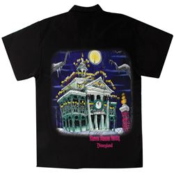 Haunted Mansion Nightmare Before Christmas Shirt.