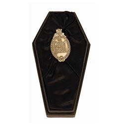 Haunted Mansion 30th Anniversary Pin.
