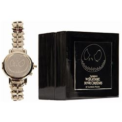 The Nightmare Before Christmas Limited Edition Watch.