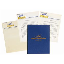 DASA Space Mountain Packet.