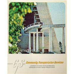 Community Transportation Services Booklet.