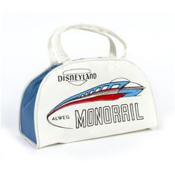 Disneyland Alweg Monorail Child's Bag.