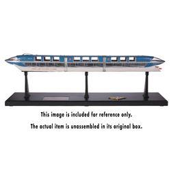 "Blue Monorail ""Mark I"" Limited Edition Replica."
