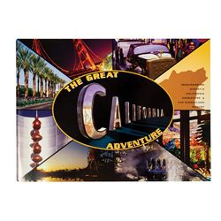 """The Great California Adventure"" Intro Booklet."