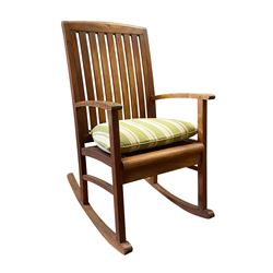 Grand Californian Hotel Rocking Chair.