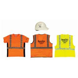 Buena Vista Construction Co. Wardrobe Set.