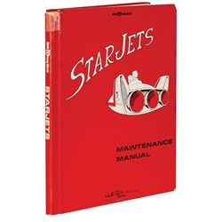 Star Jets WED Imagineering Maintenance Manual.