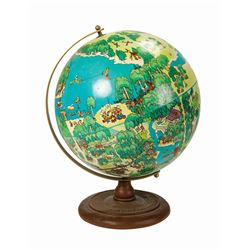 Walt Disney World Globe.