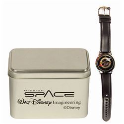 Mission: Space Cast Member Watch.