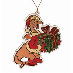 Figment Christmas Ornament.