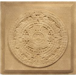Epcot Mexico Pavilion Mayan Calendar Prototype.