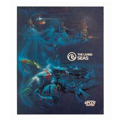 The Living Seas Pre-Opening Brochure.