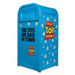 Disney-MGM Toy Story Trash Can.