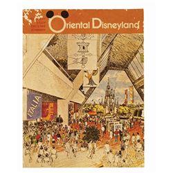 """Oriental Disneyland"" Feasibility Study."