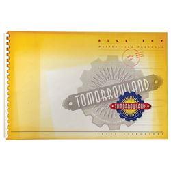 Tomorrowland Master Plan Proposal.