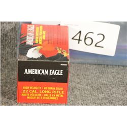 22 Lr Ammo
