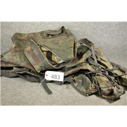 Full Length Military Nylon Waders
