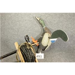 Electronic Duck Decoy