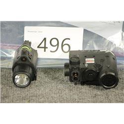2 Laser Lights/Sights