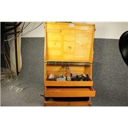 Range Box with Items