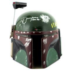 "Jeremy Bulloch ""Boba Fett - Star Wars"" Autographed Boba Fett Helmet"