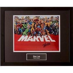 Stan Lee Marvel Comics Characters Animation