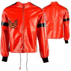 "Burt Reynolds ""Smokey and the Bandit"" Autographed Red Jacket"