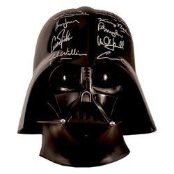 Darth Vader Autographed Limited Edition Helmet
