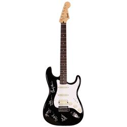 The Eagles Autographed Electric Guitar