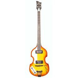 Paul McCartney Autographed Electric Bass Guitar