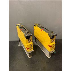 (2) - FANUC A06B-6114-H106_SERVO AMPLIFIER MODULES