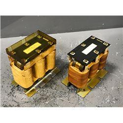 LOT OF FANUC A81L-0001-0124-03 REACTOR