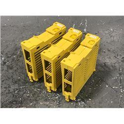 (3) FANUC A03B-0815-C003 MODULES