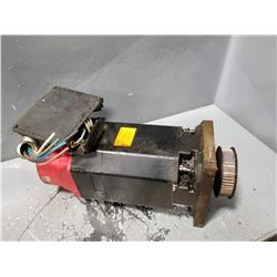 FANUC A06B-0754-B190 SERVO MOTOR (CRACKED WIRE HOUSING) *SEE PICS FOR DETAILS*
