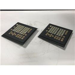 (2) FANUC A02B-0281-C125#MBR MDI UNIT