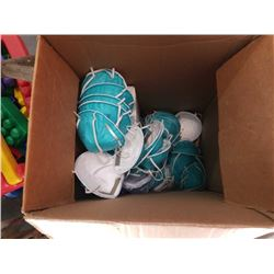BOX OF NEW N95 GRADE PARTICULATE MASKS